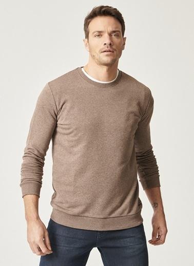 AC&Co / Altınyıldız Classics Sweatshirt Kahve